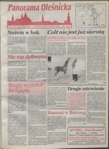 Panorama Oleśnicka: tygodnik Ziemi Oleśnickiej, 1993, nr 16