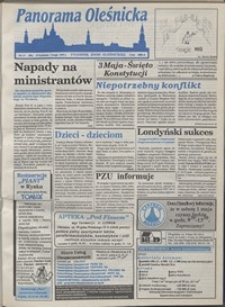 Panorama Oleśnicka: tygodnik Ziemi Oleśnickiej, 1993, nr 17