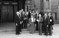 40-lecie Liceum Ogólnokształcące im. Stefana Żeromskiego (fot. 7) [Dokument ikonograficzny]