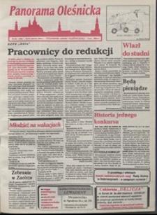Panorama Oleśnicka: tygodnik Ziemi Oleśnickiej, 1993, nr 25