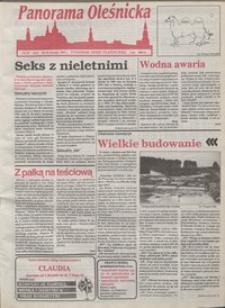 Panorama Oleśnicka: tygodnik Ziemi Oleśnickiej, 1993, nr 32