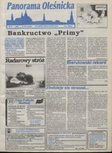 Panorama Oleśnicka: tygodnik Ziemi Oleśnickiej, 1993, nr 37