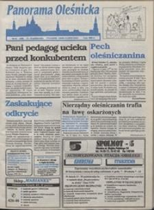 Panorama Oleśnicka: tygodnik Ziemi Oleśnickiej, 1993, nr 41