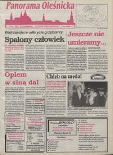 Panorama Oleśnicka: tygodnik Ziemi Oleśnickiej, 1993, nr 42
