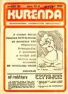 Kurenda : jeleniogórski informator oświatowy, 1987, nr 6 (9)