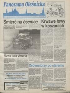 Panorama Oleśnicka: tygodnik Ziemi Oleśnickiej, 1995, nr 11