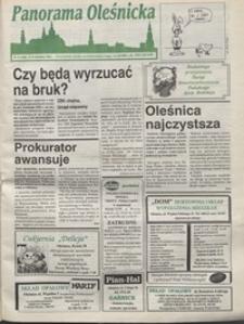 Panorama Oleśnicka: tygodnik Ziemi Oleśnickiej, 1995, nr 15