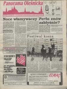 Panorama Oleśnicka: tygodnik Ziemi Oleśnickiej, 1995, nr 24