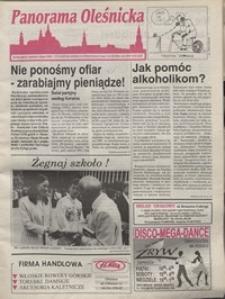 Panorama Oleśnicka: tygodnik Ziemi Oleśnickiej, 1995, nr 26