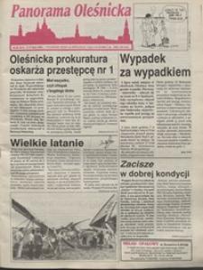 Panorama Oleśnicka: tygodnik Ziemi Oleśnickiej, 1995, nr 28