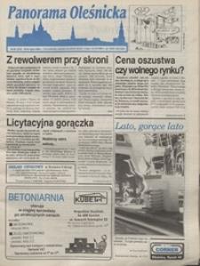 Panorama Oleśnicka: tygodnik Ziemi Oleśnickiej, 1995, nr 29
