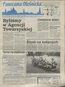 Panorama Oleśnicka: tygodnik Ziemi Oleśnickiej, 1995, nr 35