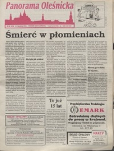 Panorama Oleśnicka: tygodnik Ziemi Oleśnickiej, 1995, nr 36