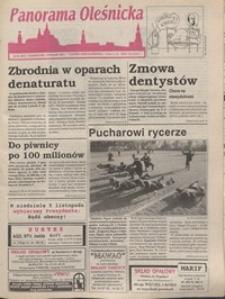 Panorama Oleśnicka: tygodnik Ziemi Oleśnickiej, 1995, nr 44