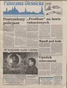 Panorama Oleśnicka: tygodnik Ziemi Oleśnickiej, 1996, nr 3