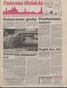 Panorama Oleśnicka: tygodnik Ziemi Oleśnickiej, 1996, nr 4