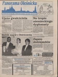 Panorama Oleśnicka: tygodnik Ziemi Oleśnickiej, 1996, nr 7