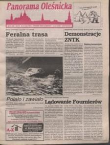 Panorama Oleśnicka: tygodnik Ziemi Oleśnickiej, 1996, nr 29
