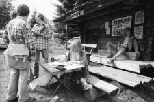 Szklarska Poręba - 18 OTGPS - Ogólnopolska Turystyczna Giełda Piosenki Studenckiej (fot. 7) [Dokument ikonograficzny]