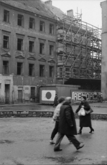 Jelenia Góra - ulica Krótka [Dokument ikonograficzny]