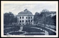 Ohlau - Dorotheenschule [Dokument ikonograficzny]
