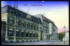 Ohlau - Grottkauer Strasse [Dokument ikonograficzny]