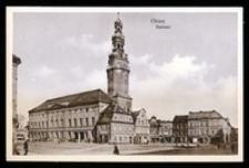 Ohlau - Rathaus [Dokument ikonograficzny]