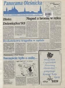 Panorama Oleśnicka: tygodnik Ziemi Oleśnickiej, 1994, nr 1