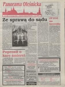 Panorama Oleśnicka: tygodnik Ziemi Oleśnickiej, 1994, nr 7