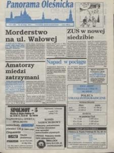 Panorama Oleśnicka: tygodnik Ziemi Oleśnickiej, 1994, nr 8