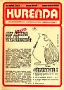 Kurenda : jeleniogórski informator oświatowy, 1988, nr 3 (12)