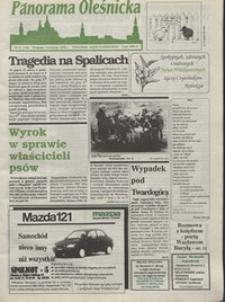 Panorama Oleśnicka: tygodnik Ziemi Oleśnickiej, 1994, nr 13