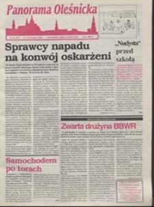 Panorama Oleśnicka: tygodnik Ziemi Oleśnickiej, 1994, nr 16