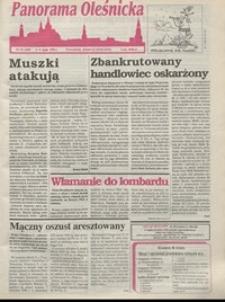 Panorama Oleśnicka: tygodnik Ziemi Oleśnickiej, 1994, nr 18
