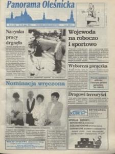 Panorama Oleśnicka: tygodnik Ziemi Oleśnickiej, 1994, nr 21