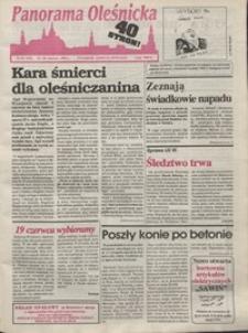 Panorama Oleśnicka: tygodnik Ziemi Oleśnickiej, 1994, nr 24