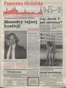 Panorama Oleśnicka: tygodnik Ziemi Oleśnickiej, 1994, nr 28