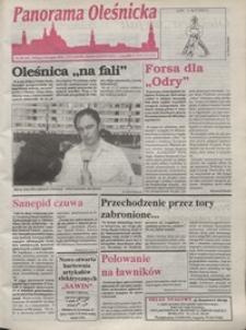 Panorama Oleśnicka: tygodnik Ziemi Oleśnickiej, 1994, nr 30