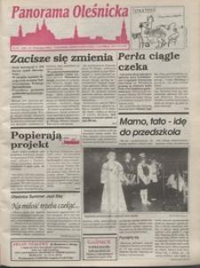 Panorama Oleśnicka: tygodnik Ziemi Oleśnickiej, 1994, nr 34