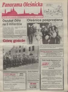 Panorama Oleśnicka: tygodnik Ziemi Oleśnickiej, 1994, nr 38