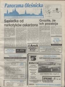 Panorama Oleśnicka: tygodnik Ziemi Oleśnickiej, 1994, nr 41