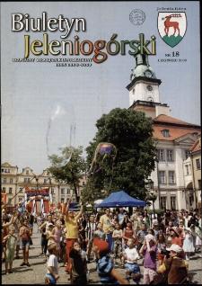 Biuletyn Jeleniogórski : bezpłatny miesięcznik informacyjny, 2009, nr 18
