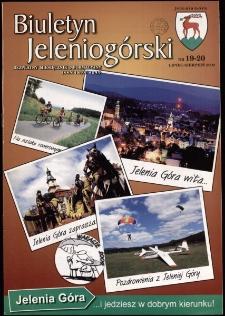 Biuletyn Jeleniogórski : bezpłatny miesięcznik informacyjny, 2009, nr 19-20