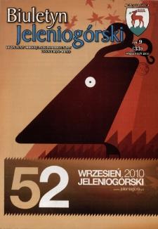 Biuletyn Jeleniogórski : bezpłatny miesięcznik informacyjny, 2010, nr 9 (33)