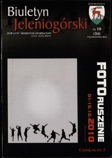 Biuletyn Jeleniogórski : bezpłatny miesięcznik informacyjny, 2010, nr 10 (34)
