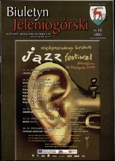 Biuletyn Jeleniogórski : bezpłatny miesięcznik informacyjny, 2010, nr 11 (35)