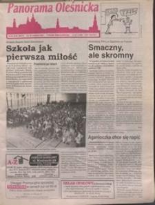 Panorama Oleśnicka: tygodnik Ziemi Oleśnickiej, 1996, nr 39