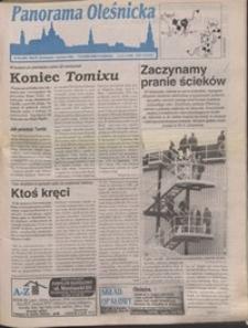 Panorama Oleśnicka: tygodnik Ziemi Oleśnickiej, 1996, nr 48