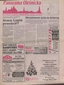 Panorama Oleśnicka: tygodnik Ziemi Oleśnickiej, 1996, nr 51