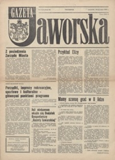Gazeta Jaworska, 1992, nr 2
